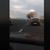 Црн чад се шири на небото - камион гори на пат кај Велес