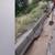 Патот за Теферич под вода - Имало и поплавени куќи
