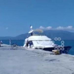 Албанци спасиле Срби на јахта - 7 лица за малку ќе потонеле