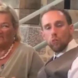 Го хранела својот пијан зет на свадбата - младоженец не бил во состојба ниту да мрда од премногу алкохол