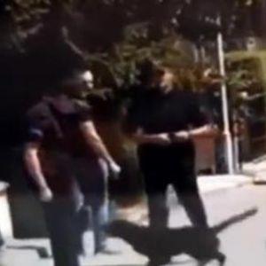 """Кучиња им """"рипнаа"""" на полицајците кои дојдоа да ја апсат Јанева"""