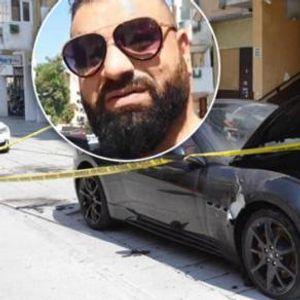 """Запален луксузниот автомобил на Босанец - """"Тоа е најверојатно сопругот на мојата љубовница"""""""