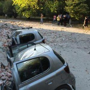 Паника во Албанија поради земјотресите - жителите на Тирана и Драч уште не смеат да се вратат во домовите