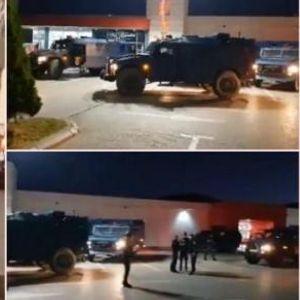 """Косовски специјалци """"упаднаа"""" во Северно Косово- уапсени двајца Срби"""