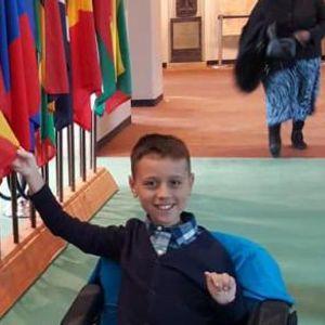 ФОТО: Пол Погба со прекрасна порака до малиот Јане Велковски