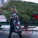 ВИДЕО: Меланија ја накити Белата куќа за Божиќ - се изгледа како бајка