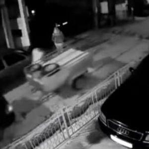 Стравична снимка од Бијело Поле - не ни забележал кога девојката се нашла под неговите гуми
