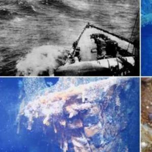 Пронајдени остатоци од германски брод: Им нанеле огромен пораз на Британците во Големата војна