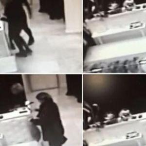 Додека продавачката и ја пакуваше облеката која ја купи, таа без срам ѝ го украде мобилниот