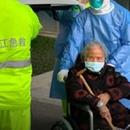 На 96 години за три дена се излечила од коронавирусот