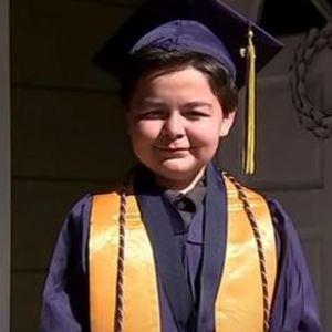 Има само 13 години, а веќе има 4 дипломи: Уште кога бил многу мал имал необична роденденска желба
