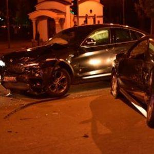 ВИДЕО: Несреќа во Кисела Вода - полиција и Брза помош на лице место
