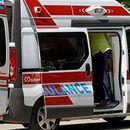 Сообраќајка во Скопје- Велосипедист со тешки повреди пренесен на Клиника