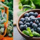 Колку се здрави замрзнатите овошје и зеленчук?