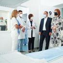 МЗ: Во Клиничката болница во Битола ставен во употреба нов апарат SPECT-CT гама камера