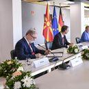 Заев – Меркел: Северна Македонија треба да ги почне преговорите со ЕУ