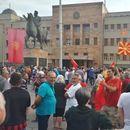 """""""Македонија блокира"""": Или СДСМ ќе избрише се што е македонско, или Македонија ќе победи"""