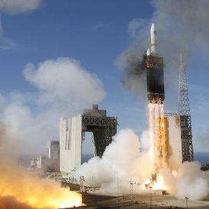 Американски шпионски сателит лансиран во вселената (ВИДЕО)