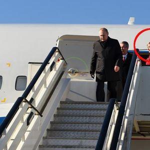 Мистериозната стујардеса на Путин