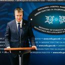Димитров: Чувствувам тенденција Преспанскиот договор да се внесе во води во кои не навлегува