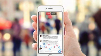 Фејсбук ги ограничува објавите во живо