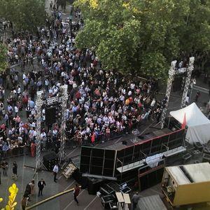 Мицотакис пред уверлива победа, Ципрас не може да наполни ни плоштад во Лариса