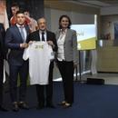 Јовиќ во Мадрид доаѓа со својата најголема поддршка во животот – девојката и новороденото синче