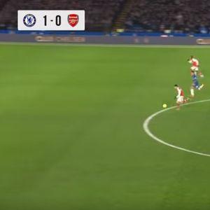Каков меч во Лондон: Арсенал не победи но и не загуби (ВИДЕО)
