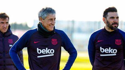 Novi trener Barse ushićen: Juče sam šetao sa mojim kravama na selu, a danas vodim najbolje igrače na svijetu