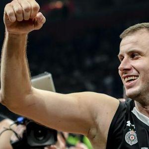 Nov1ca 472: Veličković igrač sa najviše nastupa za KK Partizan