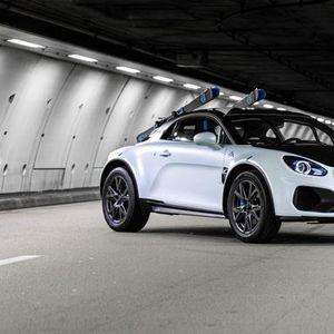 Pogledajte koncept reli vozilo Alpine A110 SportX