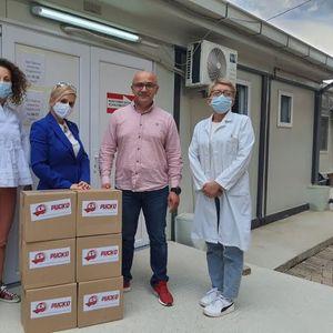 Донација на Пуцко петрол за болницата во Кичево