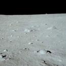 На Месечината е погребан американски научник