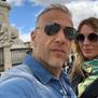 Милан Станковиќ ужива во бракот со Сандра