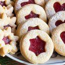 Празнични колачи со џем
