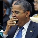 """Боно од """"У2"""" му ја испеа на Обама """"Рамо, рамо"""" од Мухарем Сербезовски"""