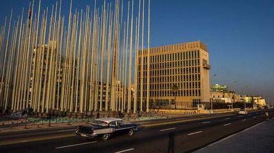 Кубанците со штурци ја нападнале американската амбасада во Хавана?
