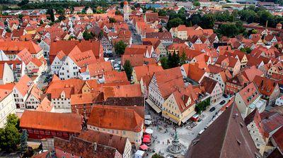 Град во Германија е изграден врз 72 илјади тони дијаманти