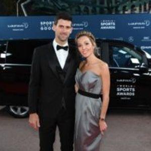 Јелена и Новак Ѓоковиќ блеснаа на црвениот тепих