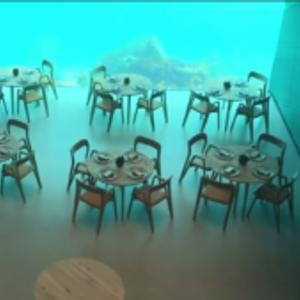 Во Норвешка отворен првиот подводен ресторан во Европа
