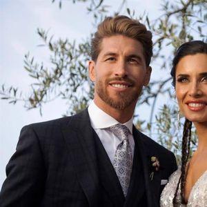 (Галерија) Фудбалската елита дојде на свадбата на Серхио Рамос