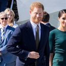 Принцот Хари и Меган на турнеја во Африка