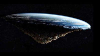 Каков би ни бил животот, ако земјата е рамна плоча?