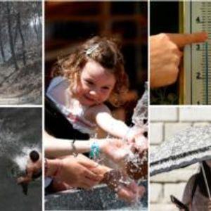 Измерени рекордни температури, метеоролозите велат ова бил најтопол јуни