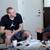 """(Видео) Кошаркари на """"Голден стејт"""" првпат јадат ќебапи и бурек"""