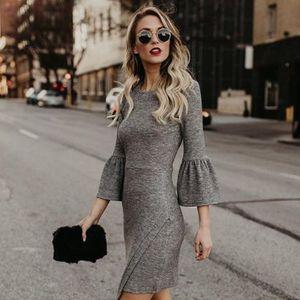 Сив фустан – парче облека кое никогаш нема да излезе од мода!