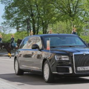 Се продава лимузината на Путин