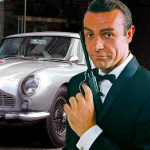 Продаден автомобилот на Џејмс Бонд за 6,4 милиони долари