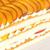 Крем колач со праски