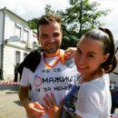Атлетичар запроси девојка на Охрдски маратон